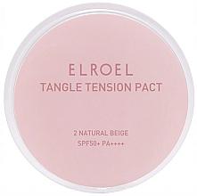 Kup Podkład w kompakcie do twarzy - Elroel Tangle Tension Pact SPF 50+/PA ++++