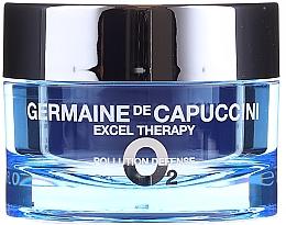 Zestaw - Germaine de Capuccini Excel Therapy O2 Pollution Defense (f/cr/2x50ml) — фото N3