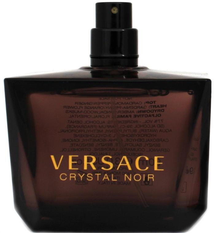 Versace Crystal Noir - Woda perfumowana (tester bez nakrętki) — фото N1