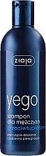 Kup Przeciwłupieżowy szampon do włosów dla mężczyzn - Ziaja Yego