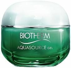 Kup Nawilżający żel do twarzy - Biotherm Aquasource Gel