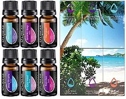 Kup Zestaw olejków eterycznych - O'linear Natural Essential Oils