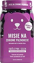 Kup Misie na zdrowe paznokcie - Noble Health Nails Bears Gummies