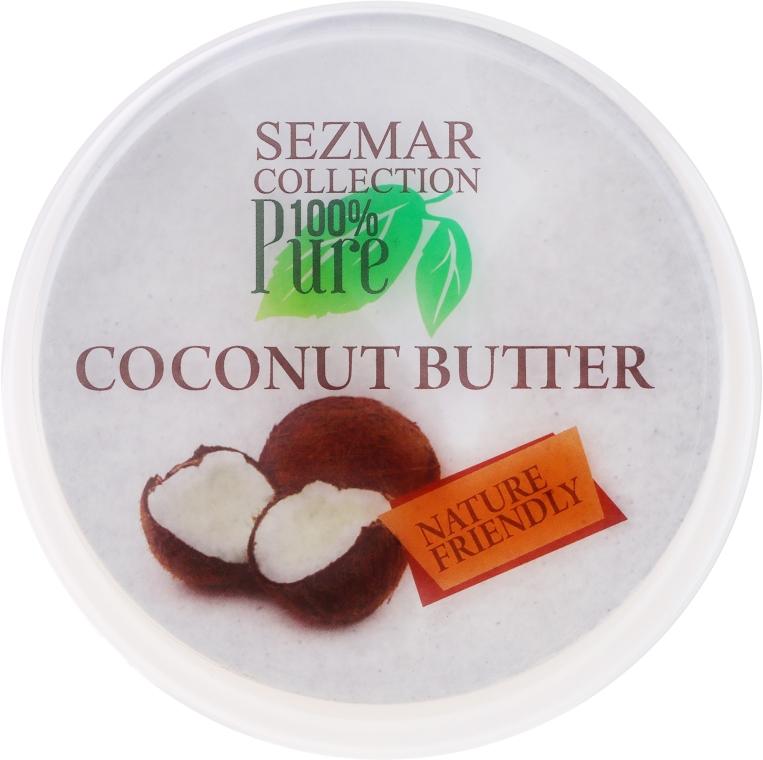 Masło kokosowe do ciała - Sezmar Collection — фото N1