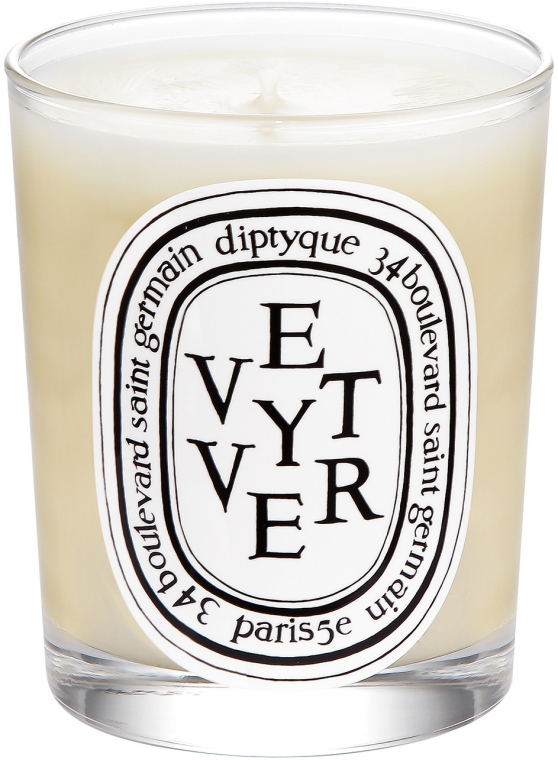 Świeca zapachowa - Diptyque Vetyver Candle — фото N1