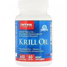 Kup Olej z kryla w żelowych kapsułkach - Jarrow Formulas Krill Oil