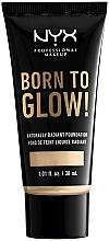Kup Kremowy podkład do twarzy - NYX Professional Makeup Born To Glow