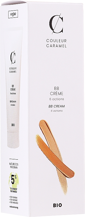 Krem BB - Couleur Caramel BB Cream — фото N1