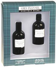 Kup Geoffrey Beene Grey Flannel - Zestaw (edt 120 ml + ash/balm 120 ml)