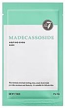 Kup Maseczka do twarzy z ekstraktem z CICA - Dewytree Madecassoside Melting Chou Mask