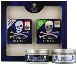 Kup Zestaw do golenia dla mężczyzn - The Bluebeards Revenge (balm 100 ml + cr 100 ml)