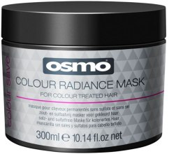 Kup Maska do włosów farbowanych - Osmo Colour Save Colour Radiance Mask