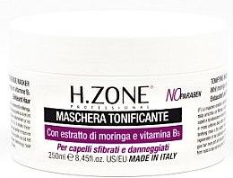Kup Odżywcza maska do włosów zniszczonych z ekstraktem moringa i witaminą B6 - H.Zone Hair Mask