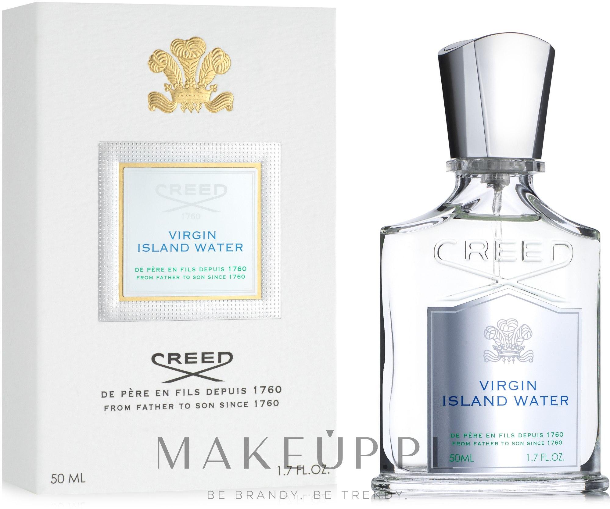 Creed Virgin Island Water - Woda perfumowana — фото 50 ml