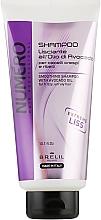Kup Wygładzający szampon do włosów Olej awokado - Brelil Numero Smoothing Shampoo