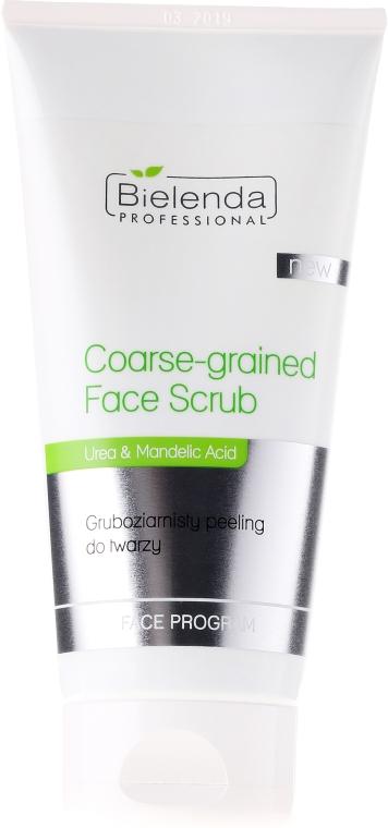 Gruboziarnisty peeling do twarzy - Bielenda Professional Face Program Coarse-Grained Face Peeling