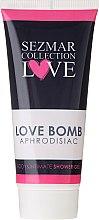 Kup Afrodyzjakowy żel pod prysznic i do higieny intymnej - Sezmar Collection Love Aphrodisiac Shower Gel Love Bomb