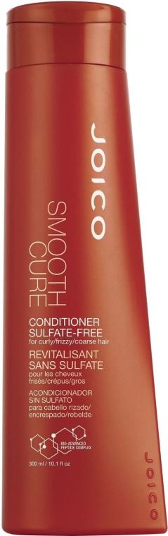 Wolna od siarczanów odżywka do kręconych i puszących się włosów - JOICO Smooth Cure Conditioner