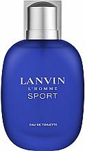Kup Lanvin L'Homme Sport - Woda toaletowa