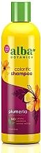 Kup Naturalny hawajski szampon regenerujący Kolorowa plumeria - Alba Botanica Natural Hawaiian Shampoo Colorific Plumeria