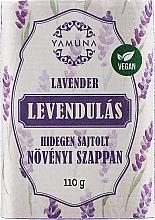 Kup Mydło tłoczone na zimno Lawenda - Yamuna Lavender Cold Pressed Soap