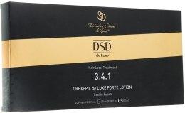 Kup Ampułki przeciw wypadaniu włosów - Divination Simone De Luxe Crexepil DeLuxe Forte Lotion