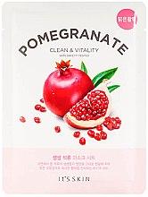 Kup Maska na tkaninie do twarzy - It's Skin The Fresh Pomegrante Mask Sheet