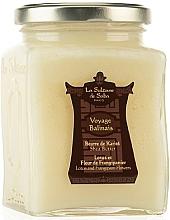 Kup Masło shea - La Sultane De Saba Lotus And Frangipani Flowers Shea Butter
