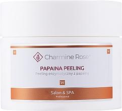 Kup PRZECENA! Peeling enzymatyczny do twarzy z papainą - Charmine Rose Papaina Peeling*