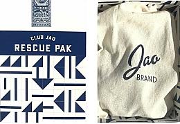 Kup Zestaw - Jao Brand Travel Rescue Pak (h/san/59ml + b/butter/18gr + lip/balm/5gr)