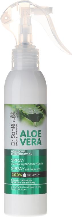 Odbudowujący spray przeciw wypadaniu włosów - Dr. Santé Aloe Vera
