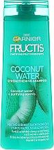 Kup Wzmacniający szampon do włosów z wodą kokosową - Garnier Fructis Coconut Water