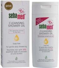 Kup Olejek pod prysznic do twarzy i ciała - Sebamed Cleansing Shower Oil