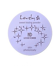 Kup Sypki puder transparentny - Lovely HD Loose Powder
