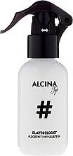 Wygładzający spray do włosów kręconych podczas suszenia - Alcina Style Smooth Curls Styling Spray — фото N1