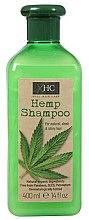 Kup Nawilżający szampon do włosów z organicznym olejem konopnym - Xpel Marketing Ltd Hair Care Hemp Shampoo