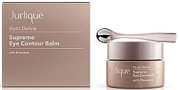 Kup Intensywnie regenerujący balsam pod oczy - Jurlique Nutri-Define Supreme Eye Contour Balm