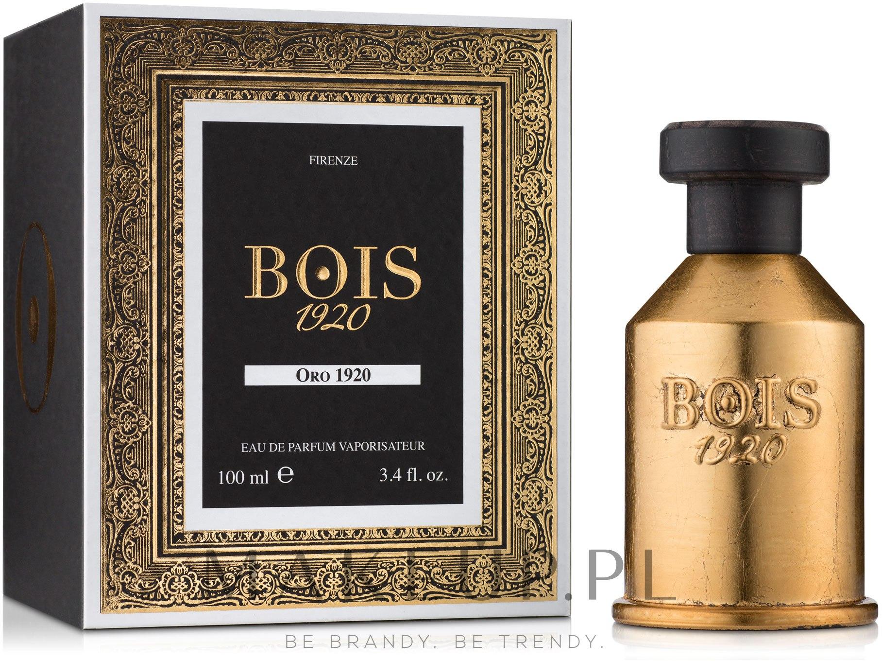 Bois 1920 Oro 1920 - Woda perfumowana — фото 100 ml