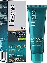 Kup Maska liftingująco-odżywcza Profesjonalny zabieg liftingujący 40+ - Lirene Folacyna Lift Intense
