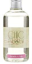 Kup Uzupełnienie do dyfuzora zapachowego - Chic Parfum Refill Lavanda e Tiglio