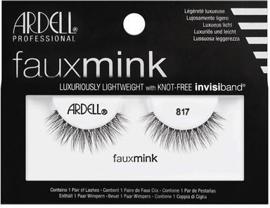 Sztuczne rzęsy na pasku - Ardell Faux Mink Luxuriously Lightweight 817