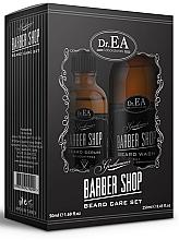 Kup Zestaw - Dr.EA Barber Shop Beard Care Set (serum/50ml + shm/250ml)