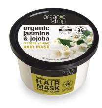 Kup Maska do włosów Jaśmin i jojoba - Organic Shop Organic Jasmine And Jojoba Hair Mask