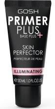 Kup Rozświetlająca baza pod makijaż - Gosh Primer Plus+ Skin Perfector Illuminating