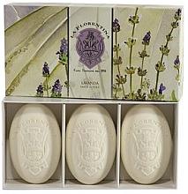 Kup Mydełka w kostce Lawenda - La Florentina Lavender Bar Soap Set