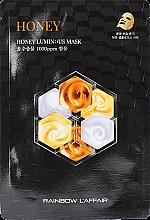 Kup Miodowa maska do twarzy w płachcie - Rainbow L'Affair Honey Luminous Mask