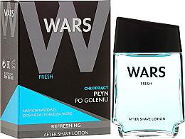 Kup PRZECENA! Płyn po goleniu - Wars Fresh *