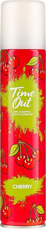 Suchy szampon do włosów Wiśnia - Time Out — фото N3