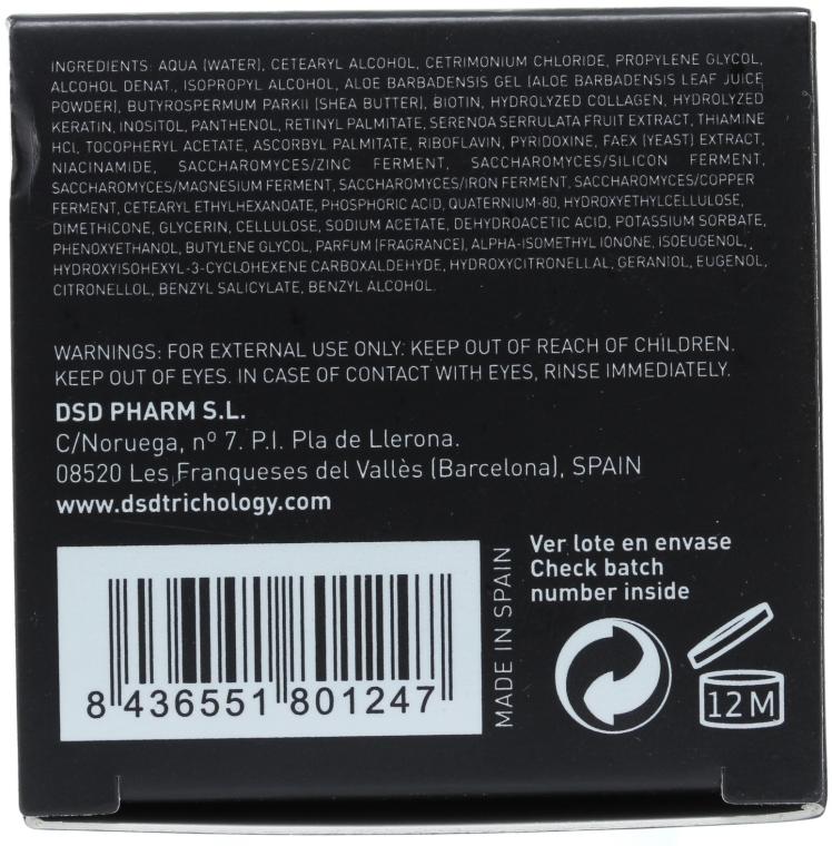 Balsam-odżywka o podwójnym działaniu przeciw wypadaniu włosów N 4.2 - Simone Dixidox DeLuxe Triple Action Conditioner — фото N3