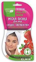 Kup Owocowa maska peel-off do twarzy - NaturaList